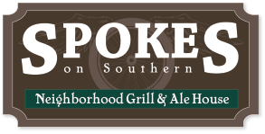spokes on southern logo