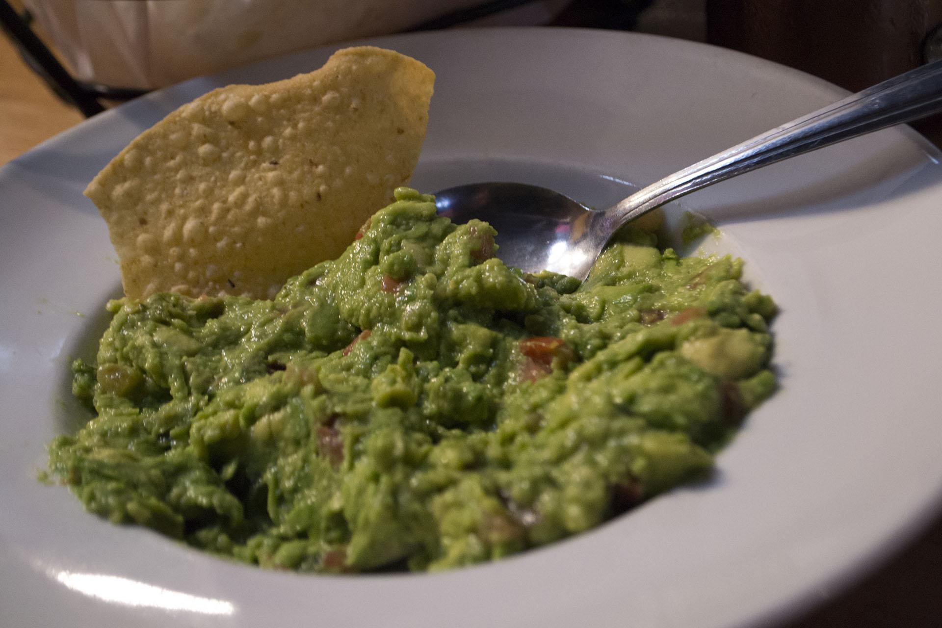 Guacamole in AZ